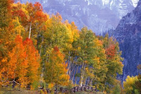 Owl Creek Pass, Colorado