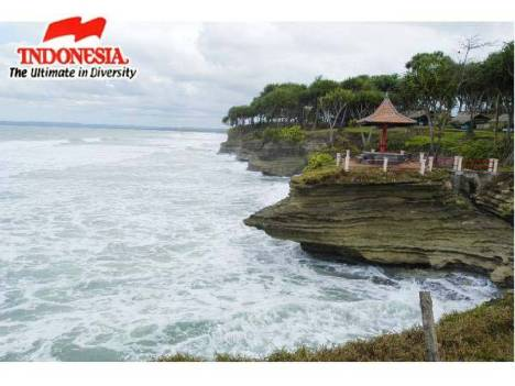 Batu Hiu Pantai Pangandaran