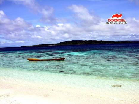 Pantai Moluccas